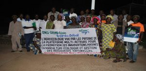 CASAD celebrated 23 June 2016 the night of agroecology in Glazoué.